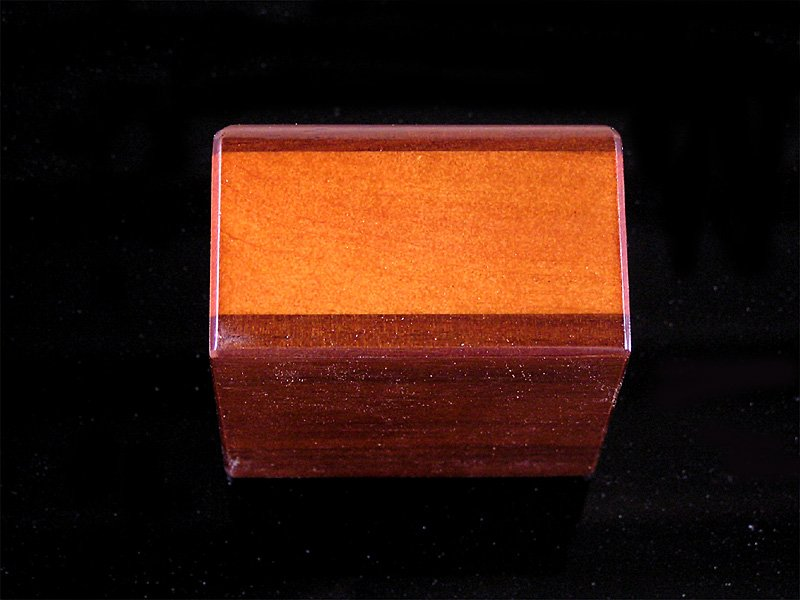 画像4: 木製オリジナル・インシュレーター <4個セット><6個セット>